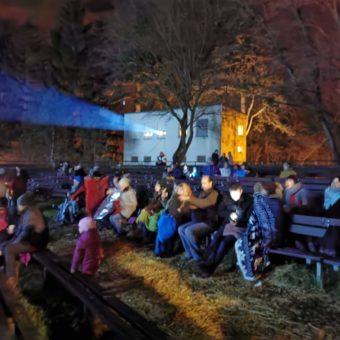 Vánoční atmosféra zavládla ivLetním kině ve Strážnici