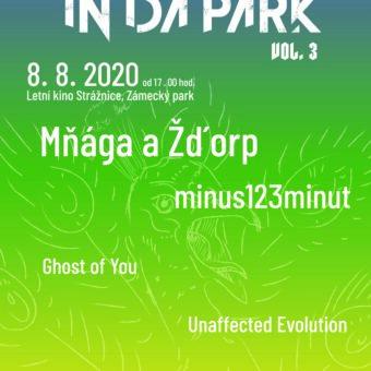 Předprodej vstupenek na koncert Peacock in da Park vol.3