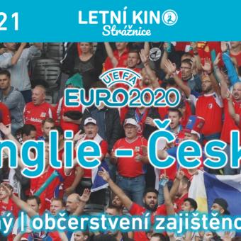 Anglie – Česko | Euro 2020 na plátně